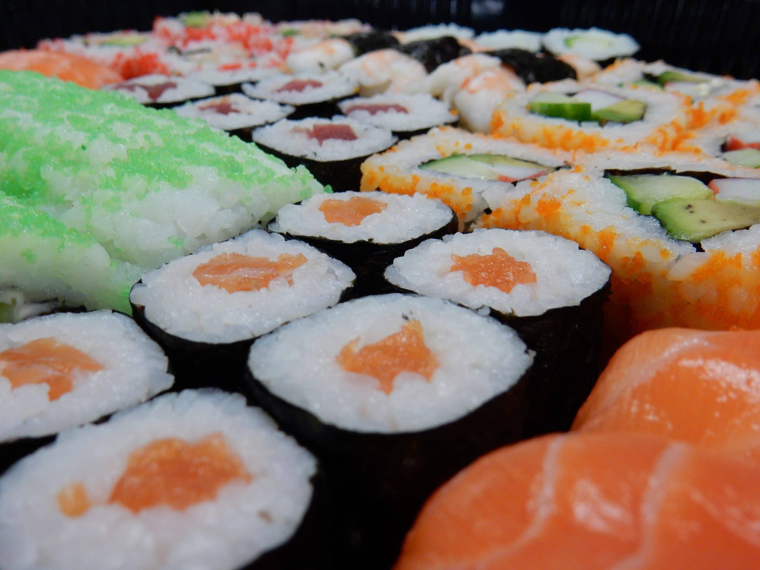 Dagverse sushi