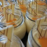 Desserts in glas