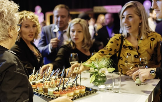 Feest Catering door Aelsmeer Catering en Events