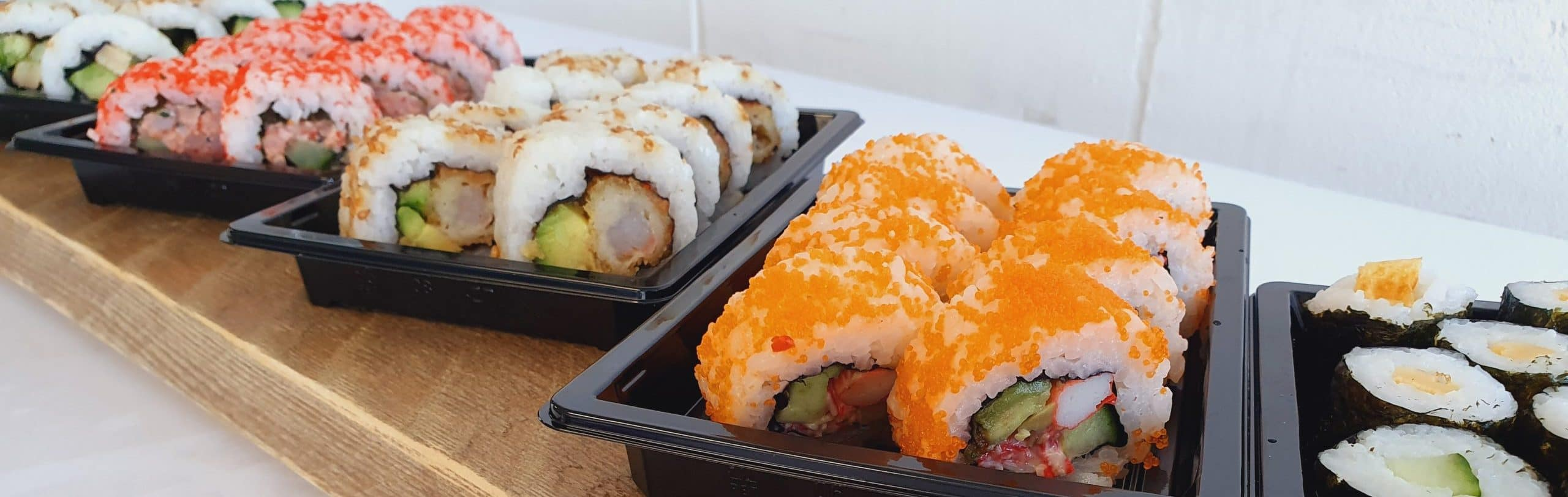 Sushi Saturday!