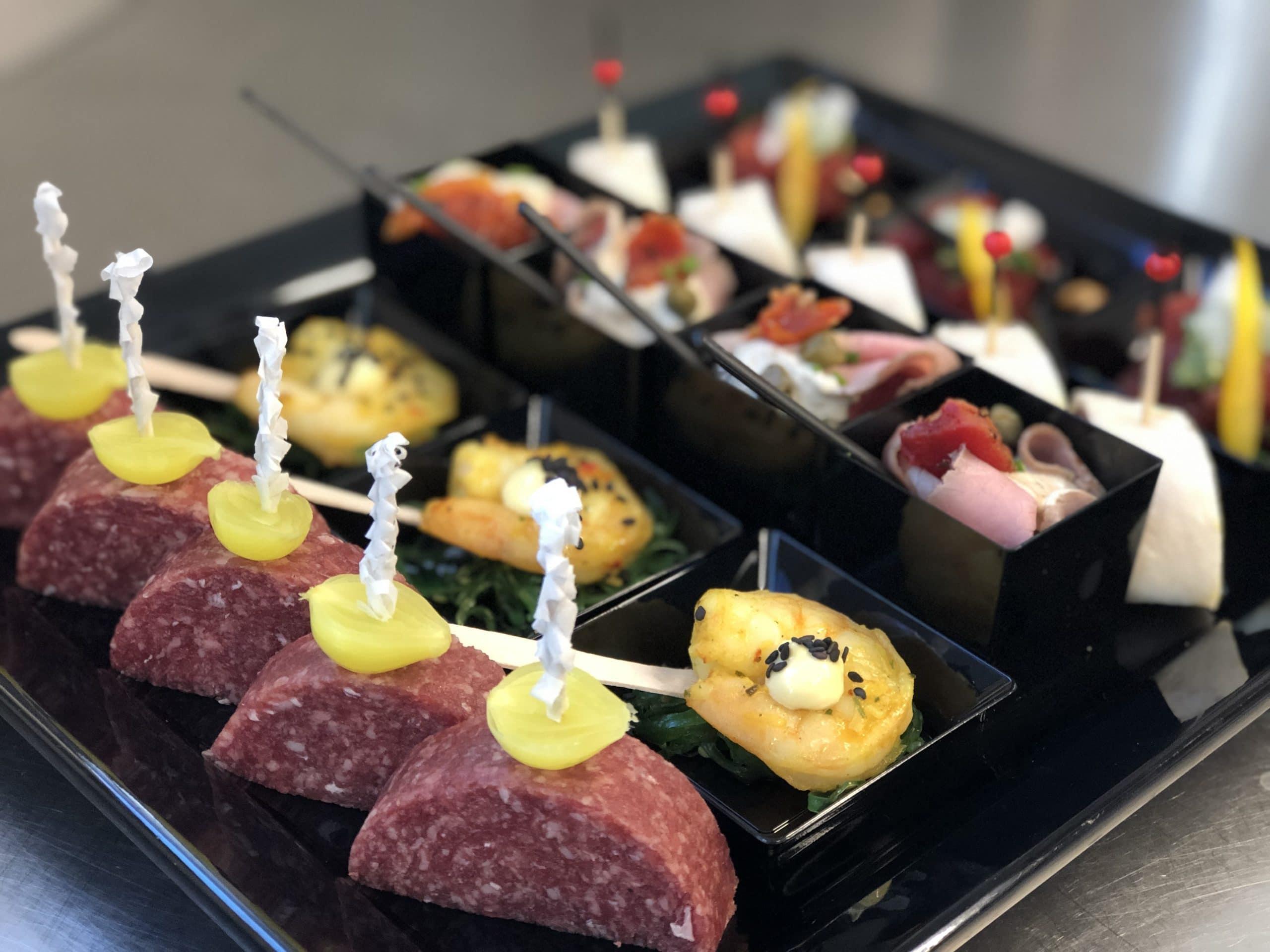 Borrelhapjes catering