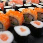 Sushi Verjaardag Catering
