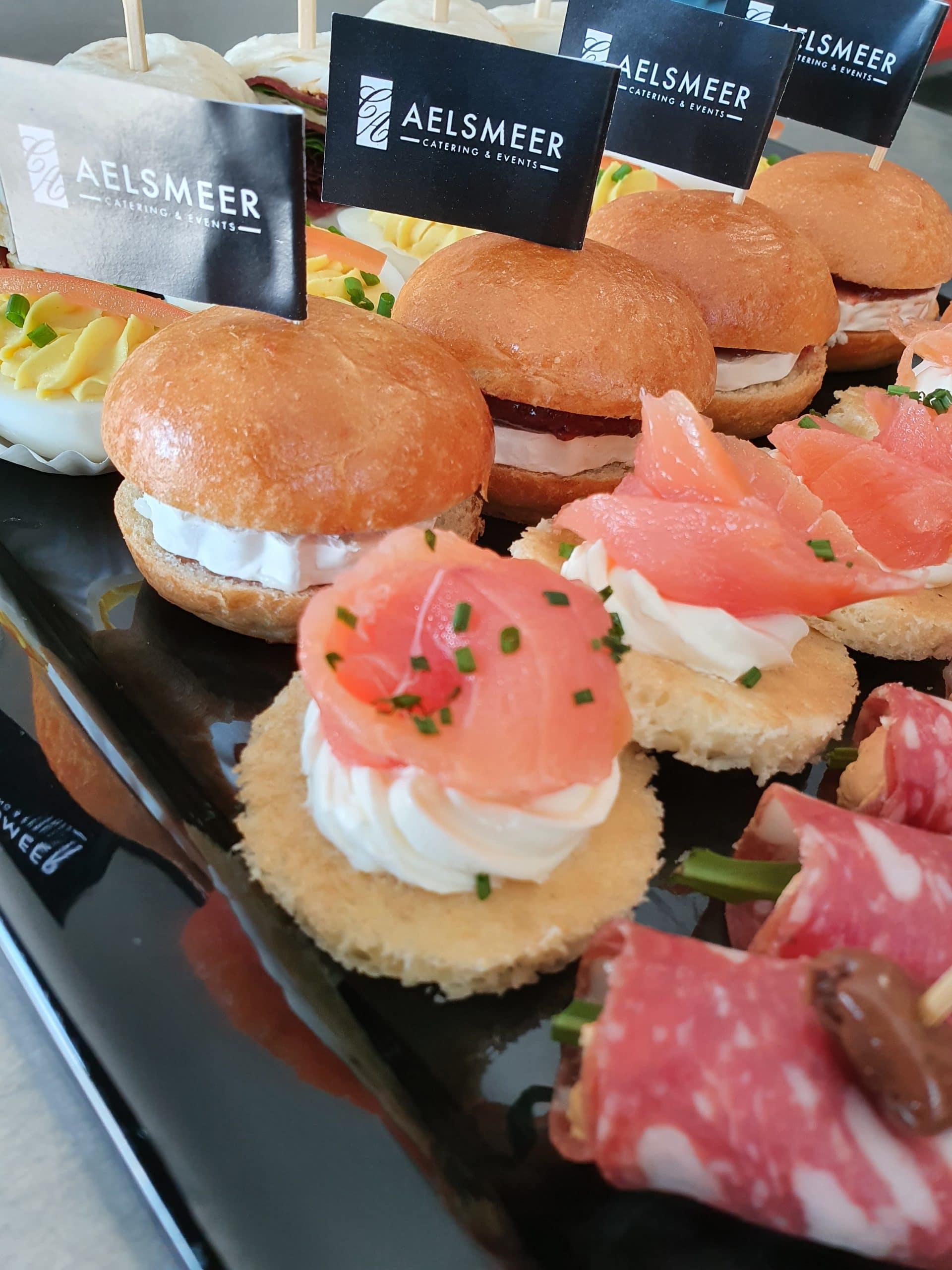 Hapjes bestellen in Alhen aan den Rijn door Aelsmeer Catering en Events