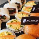 Borrelhapjes bestellen in Aalsmeer door Aelsmeer Catering en Events