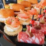 Borrelhapjes bestellen in Badhoevedorp door Aelsmeer Catering en Events