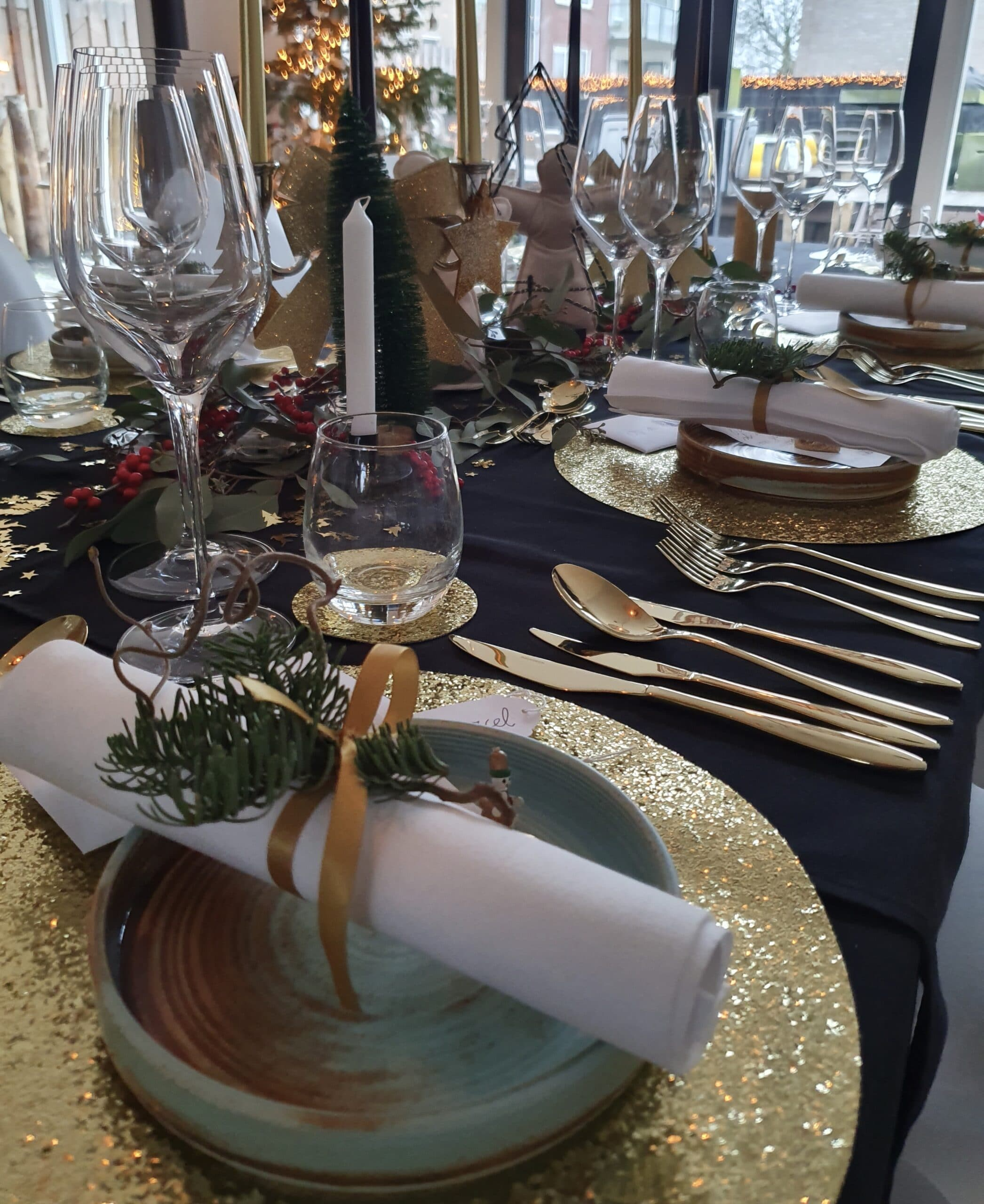 Kerst Shared Dining